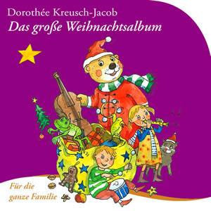 Neue Weihnachtslieder Für Kindergartenkinder.Dorothée Kreusch Jacob Werke